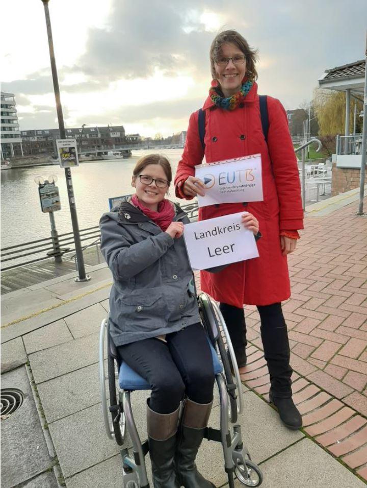 Teilhabe: Ratgeber für Menschen mit Behinderungen