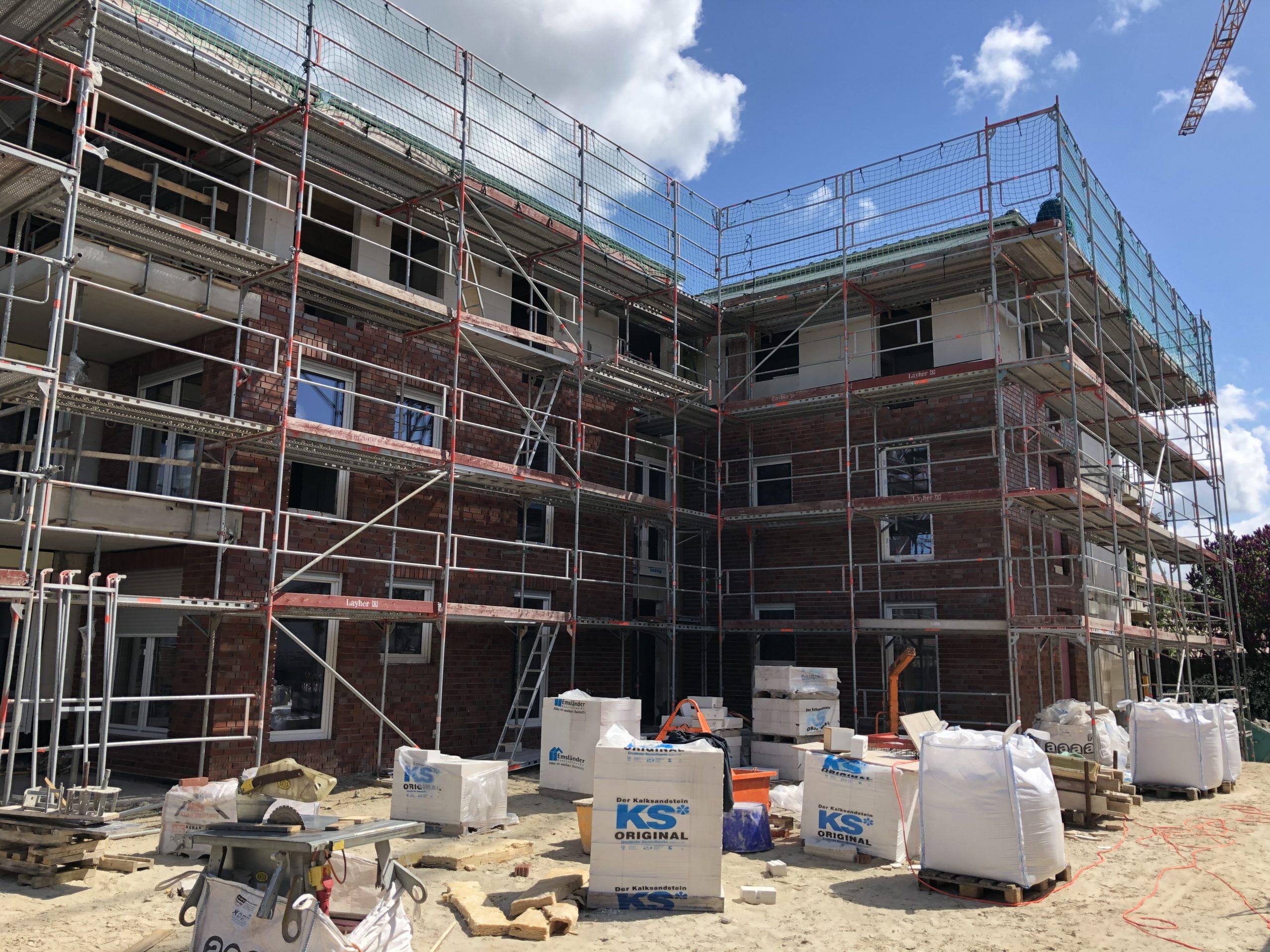 Bauverein Leer: Investitionen auch ohne Mieterhöhung