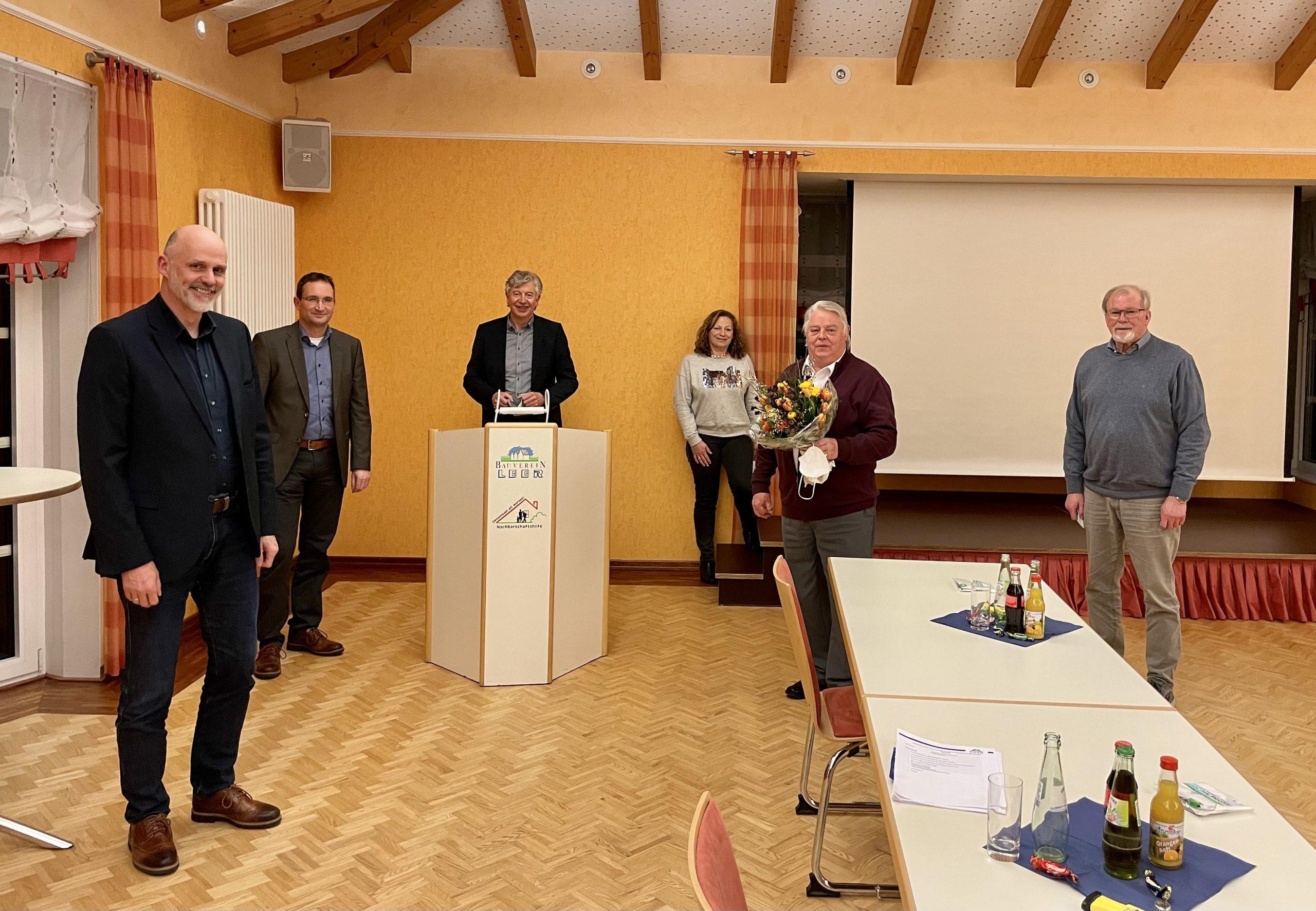 Abschied: nach 17 Jahren verlässt Joachim Heemsoth den Aufsichtsrat