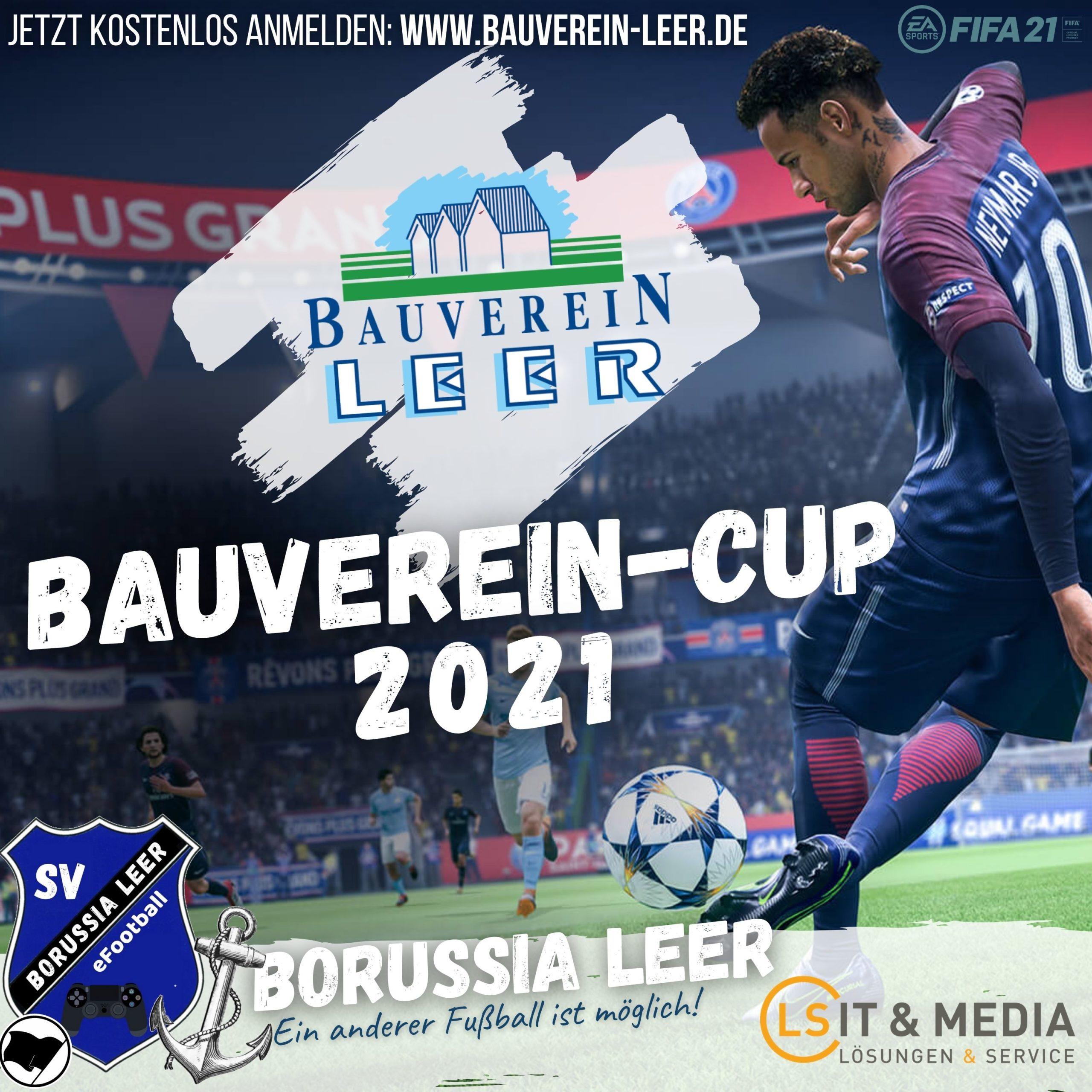 Bauverein-Cup des SV Borussia Leer