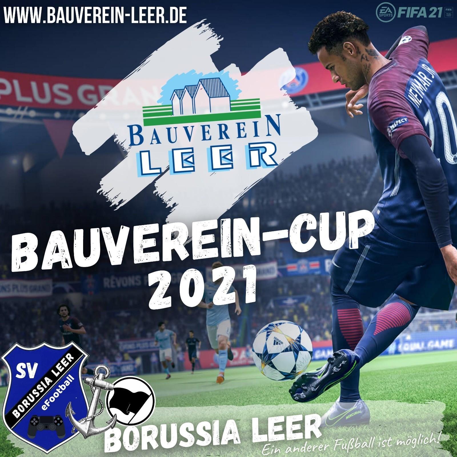 JFV Krummhörn siegt im Bauverein-Cup des SV Borussia Leer