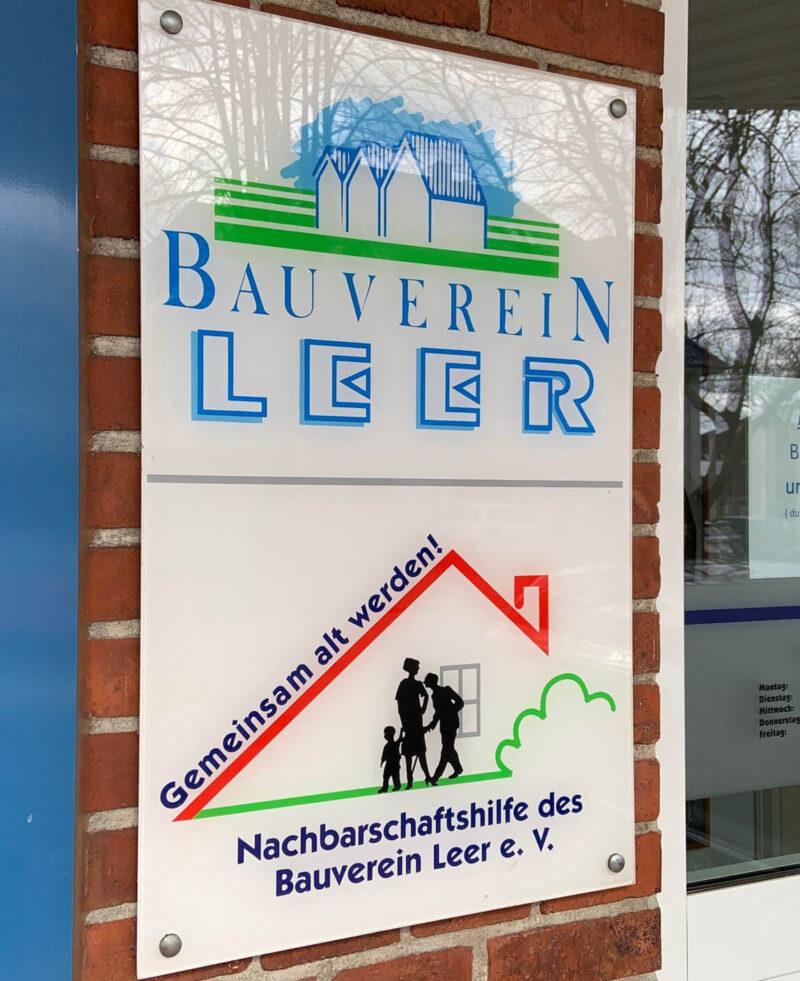 Bauverein: Geschäftsstellen öffnen unter Sicherheitsauflagen