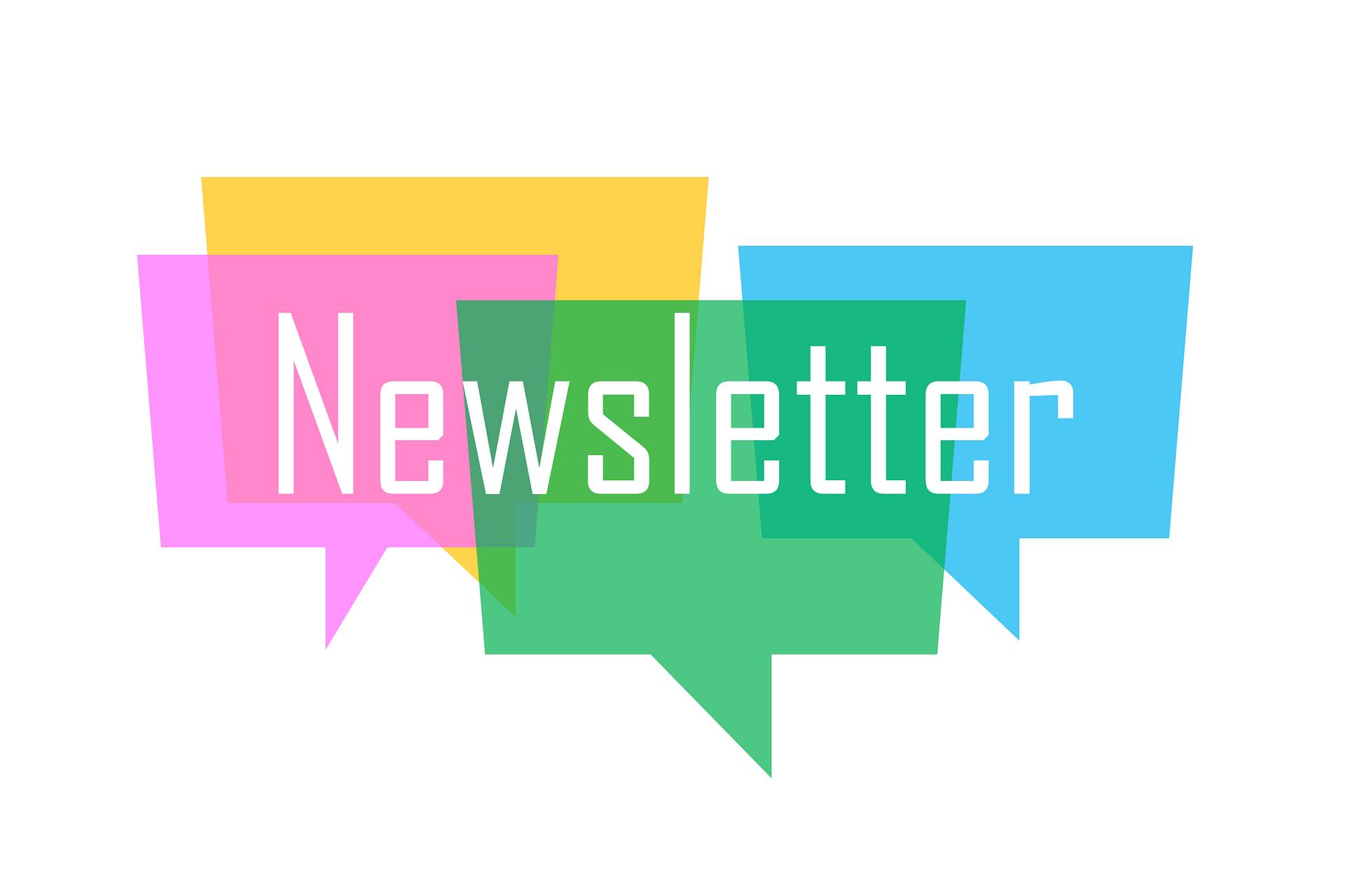 Service: Bauverein bietet Newsletter an