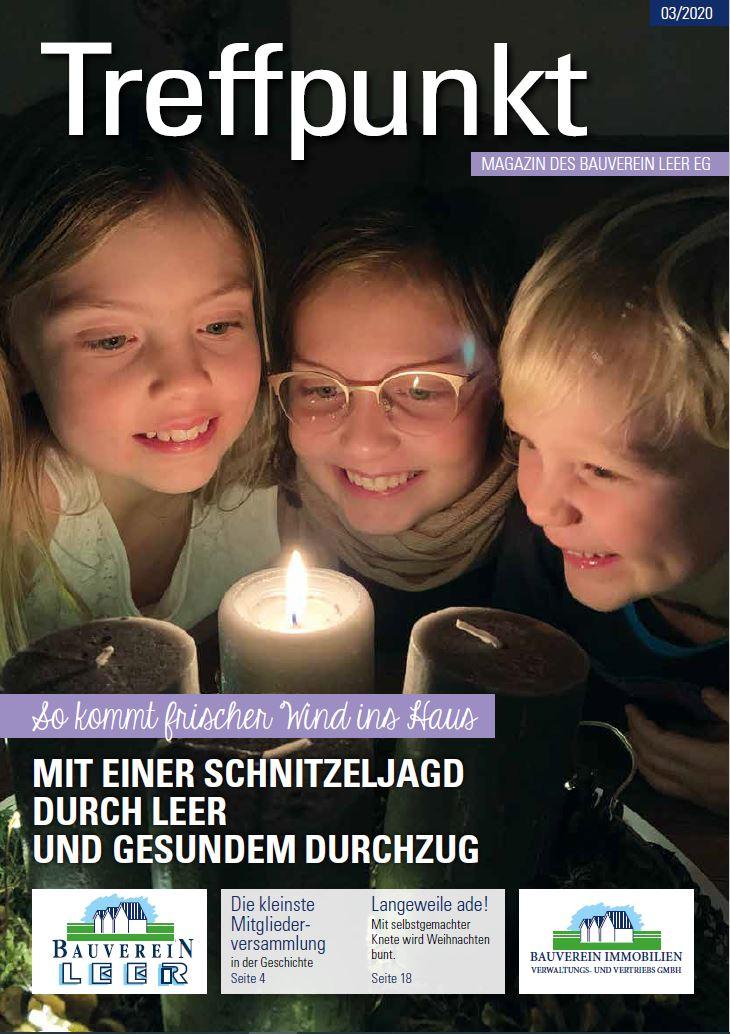 """""""Treffpunkt"""": Neue Ausgabe des Mietermagazins"""